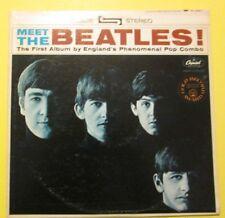 The Beatles Meet The Beatles Capitol ST 2047 LP