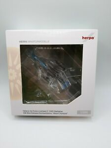 Herpa 552530 Hellenic Lockheed F-104G Starfighter - Limited 1:200 - New/Boxed