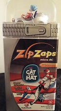Zip Zaps Dr. Seuss the Cat in the Hat Radio Shack Radio Control Car 1:64 scale