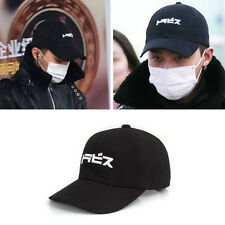 G-DRAGON GD BLACK BIGBANG SNAPBACK HAT CAP KPOP NEW 2016