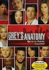 Grey's Anatomy - Stagione 4 (5 Dvd) BIA0348702 ABC STUDIOS