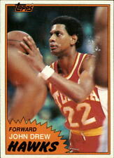 1981-82 Topps Basketball Base Singles (Pick Your Cards)