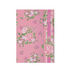 2018 Diary A6 Pink Floral Week to View Mums Family Organiser Year Planner (2092)