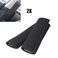 2 x Car Safety Seat Belt Shoulder Pads Cover Cushion Harness Comfortable Pad Hot