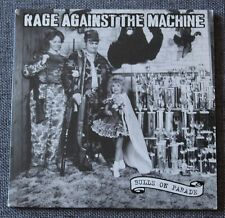 Rage Against the Machine, bulls of parade / hadda be playing on the ., CD single