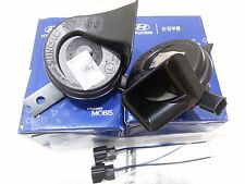 EQUUS High-Low Pitch Dual Klaxon Horn & Horn Jack For KIA Forte Koup 2010-2015