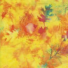 Batik Fabric, Island Batik,Surf Squirt 111614150-6/730,100%cotton fat quarters,