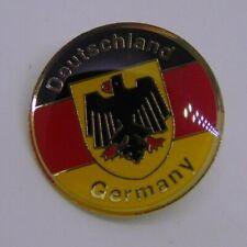 Berlin Souvenir memorabilia 'Deutschland' Pin Germany Flag accessory, PB002