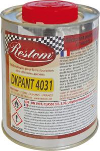 Lackabbeizer Restom® DKPANT 4031 Speziell für Lacke auf Leichtmetall-Legierungen