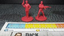 Dick survivor, zombivor, dashboard Zombicide kickstarter NEW Guillotine Games