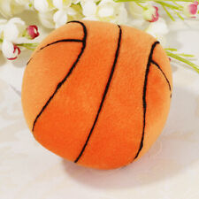 Soft Plush Sports Basketball Non-toxic with Bell Sound for Kids Play Toys