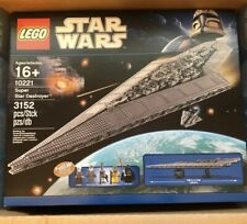 LEGO Star Wars UCS Super Star Destroyer™ 10221 NEW MISB with Lego shipping box