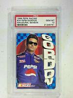 1999 Pepsi Racing Jeff Gordon Inaugural Season HOF Nascar PSA 10 MINT!!