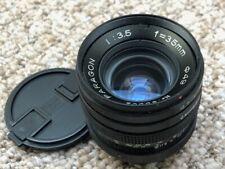 Paragon 35mm f3.5 Prime Preset Lens M42