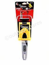"Afilador de montaje de barra 12"" Powersharp & Guía Bar para modelos Makita Motosierra"