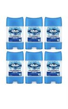 6 X GILLETTE ENDURANCE HIGH PERFORMANCE GEL COOL WAVE 70ml