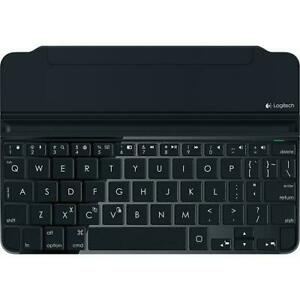 Logitech Ultrathin Magnetic Clip-on Keyboard Cover for iPad Mini SPACE GREY (...