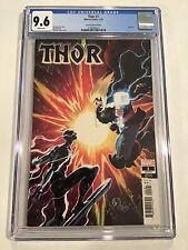 Thor #1 CGC 9.6 Scalera Variant Cover 1:25