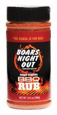 Boar's Night Out BBQ Rub 10.5 oz