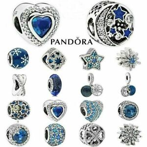 New Genuine Pandora Charm S925 ALE Sterling Silver Christmas Gift Charms UK