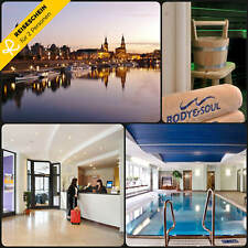 3 Tage 2P 4★ Best Western Hotel Dresden Kurzurlaub Hotelgutschein Städtereisen