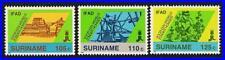 SURINAM 1988 AGRICULTURE MNH CV$5.75 FOOD, PLANTS, TRANSPORT