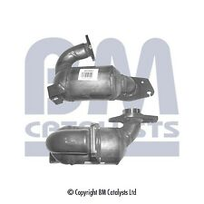 Catalytic Converter Type Approved fits NISSAN QASHQAI J10 1.5D 07 to 10 BM New