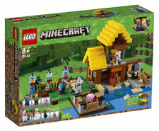 LEGO 21144 Minecraft The Farm Cottage - BRAND NEW RETIRED