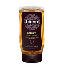 Biona Organic Agave Light Syrup - 250ml