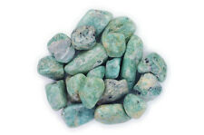 """1 lb Wholesale Tumbled Amazonite - """"A"""" Grade - Crystal Healing, Reiki, Wicca"""
