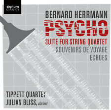 Julian Bliss - Herrmann Psycho Suite [New CD]