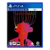 PS4 VR Transference PSVR Game Pack Disk CD Play Station Mystery Adventure