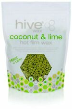 *NEW* Hive Of Beauty COCONUT & LIME Hot film Wax Pellets 700g