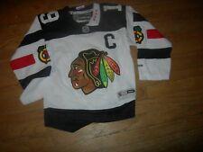 Jonathan Toews Chicago Blackhawks SEWN Youth Jersey with CAPTAINS C, GREAT GIFT