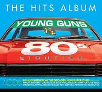 THE HITS ALBUM THE 80s YOUNG GUNS ALBUM - Wham! UB40 [CD] Sent Sameday*