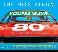 THE HITS ALBUM THE 80s YOUNG GUNS ALBUM - Wham! UB40 [CD] Sent Sameday*