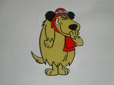 "Muttley Stickers x 2 Cartoon Dog  Decals 4"" Disney Car Bedroom Wall Door Nursery"