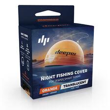 Deeper Couverture de nuit Orange Flacc04