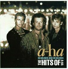 A-HA Headlines And Deadlines The Hits Of A-Ha VINYL LP BRAND NEW