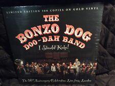 Neil Innes BONZO DOG DOO DAH BAND Reunion NEW VINYL Gold Record RUTLES Beatles
