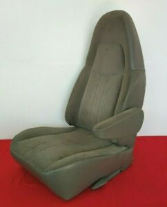OEM 2003 CHEVY ASTRO VAN FRONT PASSENGER SIDE GRAY SEAT SAFARI RIGHT CHAIR 85-05