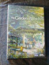 The Garden of Words (DVD, 2013, 2-Disc Set)