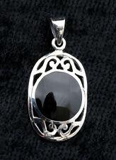 Pendentif Touareg -bijoux En Argent  925-1.1g-W24 10043