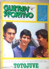 RIVISTA=GUERIN SPORTIVO=N°27 1980 =ITALIA=BOB DYLAN=I DEVO=KEEGAN=SOCRATES