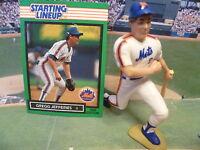 1989  GREGG JEFFRIES -Starting Lineup - SLU - FIGURE & Card - NEW YORK METS