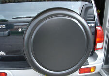 LAND ROVER FREELANDER 4x4 Semi-Rigid Spare Wheel Cover BLACK