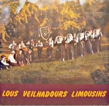 LOUS VEILHADOURS LIMOUSINS les parisiennes/bourrée d'espartignac SP 1981 MAGIC++
