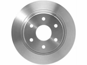 Rear Brake Rotor For 2002-2006 Chevy Avalanche 1500 2003 2004 2005 S756CX