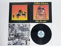 "Stevie Wonder Hotter Than July Vinyl LP Motown 12"" Vinyl Record"