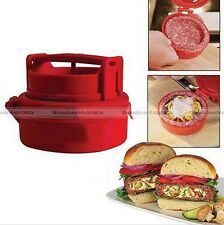 Stuffed Burger Press Pizza Hamburger Grill BBQ Patty Maker Juicy Cooking Tool